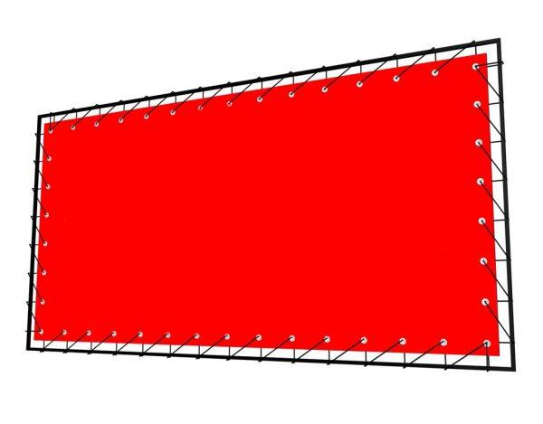 Баннер с люверсами